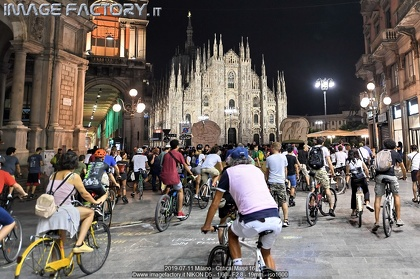 2019-07-11 Milano - Critical Mass 16