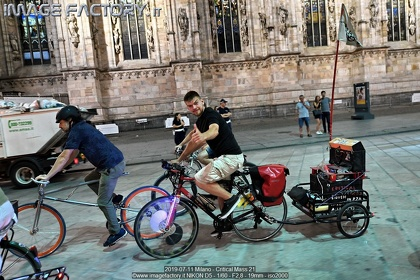 2019-07-11 Milano - Critical Mass 21