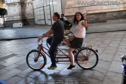 2019-07-11 Milano - Critical Mass 23