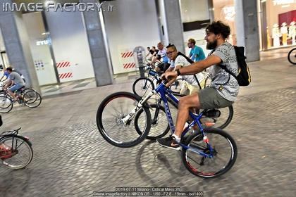 2019-07-11 Milano - Critical Mass 28