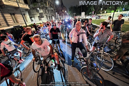 2019-07-11 Milano - Critical Mass 46