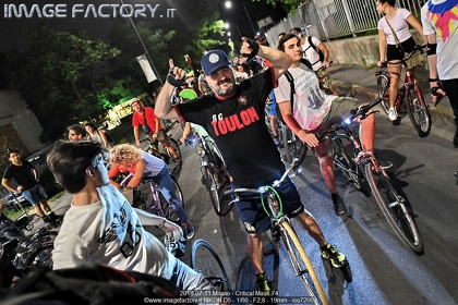 2019-07-11 Milano - Critical Mass 74