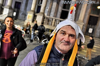 2019-10-10 Milano - Critical Mass 06