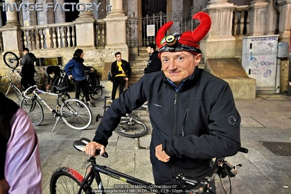2019-10-10 Milano - Critical Mass 07