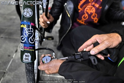 2019-10-10 Milano - Critical Mass 11