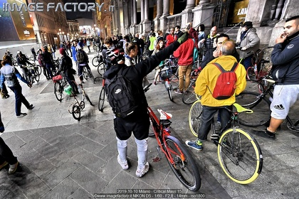 2019-10-10 Milano - Critical Mass 15