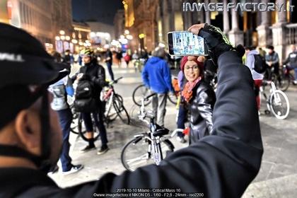 2019-10-10 Milano - Critical Mass 16