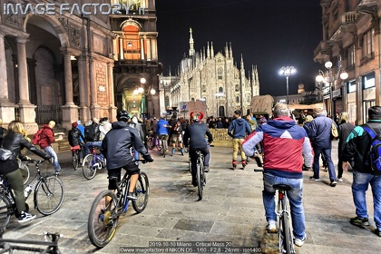2019-10-10 Milano - Critical Mass 20