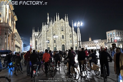 2019-10-10 Milano - Critical Mass 22