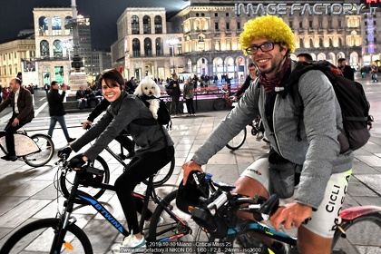 2019-10-10 Milano - Critical Mass 25