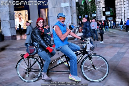 2019-10-10 Milano - Critical Mass 29