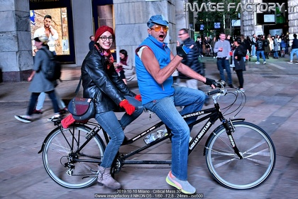 2019-10-10 Milano - Critical Mass 30