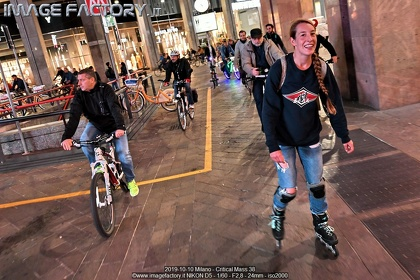 2019-10-10 Milano - Critical Mass 38