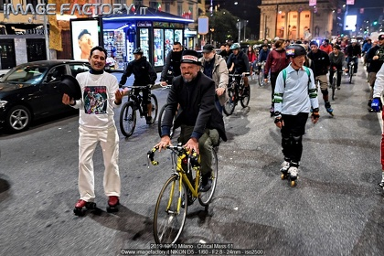 2019-10-10 Milano - Critical Mass 61