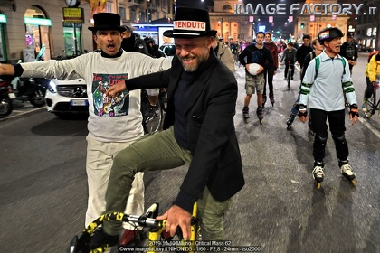 2019-10-10 Milano - Critical Mass 62