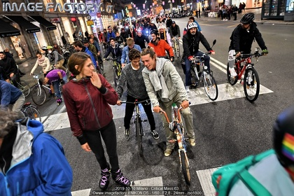 2019-10-10 Milano - Critical Mass 63