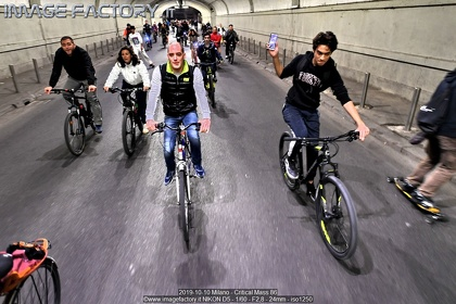 2019-10-10 Milano - Critical Mass 86