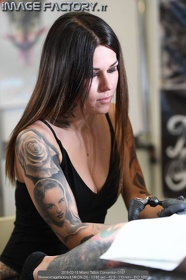 2018-02-10 Milano Tattoo Convention 0197