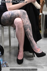 2018-02-10 Milano Tattoo Convention 0468