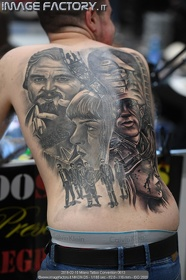 2018-02-10 Milano Tattoo Convention 0613