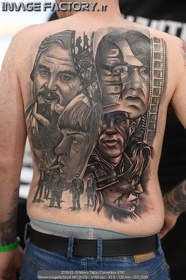 2018-02-10 Milano Tattoo Convention 0762