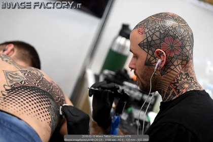 2018-02-10 Milano Tattoo Convention 0776