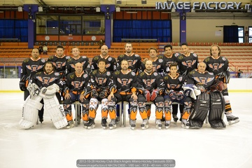 2012-10-28 Hockey Club Black Angels Milano-Hockey Sassuolo
