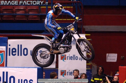 2006-01-29 Milano - Mondiale Trial Indoor 202