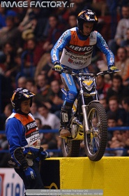 2006-01-29 Milano - Mondiale Trial Indoor 242
