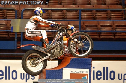 2006-01-29 Milano - Mondiale Trial Indoor 373