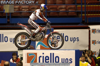 2006-01-29 Milano - Mondiale Trial Indoor 375