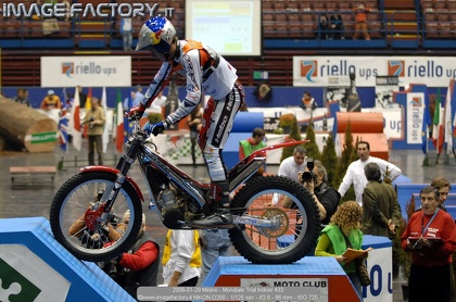 2006-01-29 Milano - Mondiale Trial Indoor 433