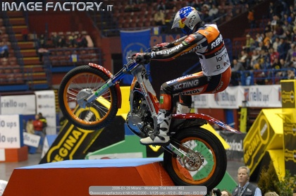 2006-01-29 Milano - Mondiale Trial Indoor 463