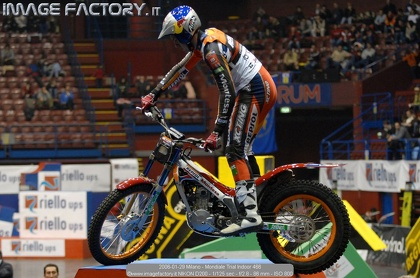2006-01-29 Milano - Mondiale Trial Indoor 466