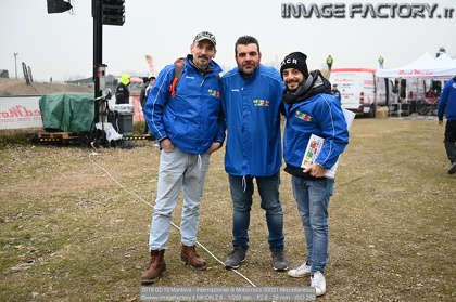 2019-02-10 Mantova - Internazionali di Motocross 00031 Miscellaneous