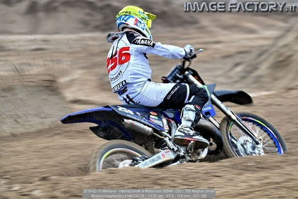2019-02-10 Mantova - Internazionali di Motocross 00648 125cc 256 Magnus Smith