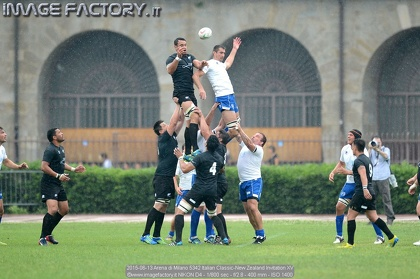 2015-06-13 Arena di Milano 5342 Italian Classic-New Zealand Invitation XV