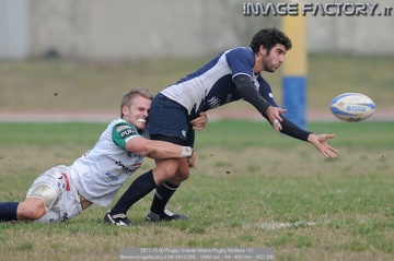 2011-10-30 Rugby Grande Milano-Rugby Modena