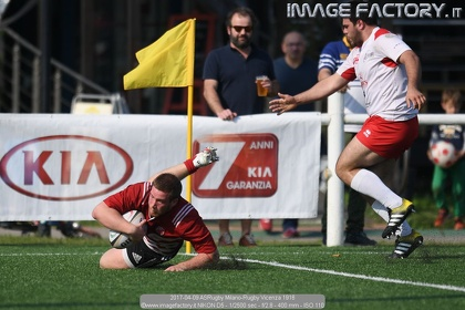 2017-04-09 ASRugby Milano-Rugby Vicenza 1916