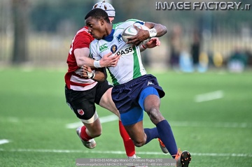 2019-03-03 ASRugby Milano-CUS Milano Rugby (38-29)