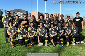 2019-03-16 Torneo rugby old femminile Social Lovers